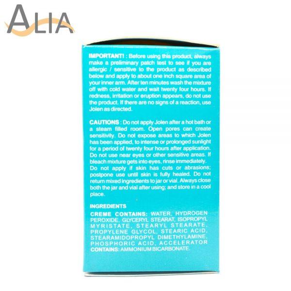 Jolen creme bleach (28 g) usa 2