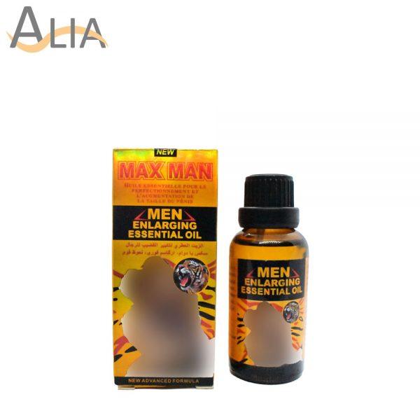 Max man penis enlarging essential oil