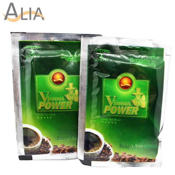 Viamax power sexy coffee for men..