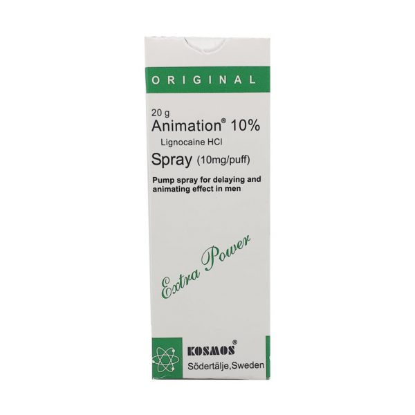 Animation Original Delay Spray For Men 20g