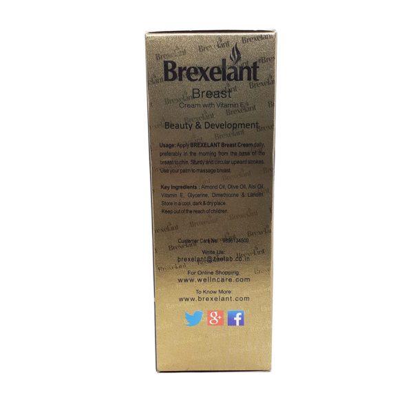 Brexelant Breast Cream with Vitamin E 60g India