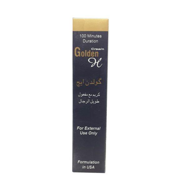 Golden H Delay Cream USA