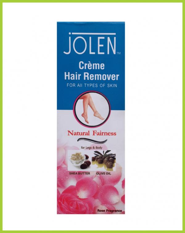 Jolen Hair Remover Cream For ALL TYPES OF Skin (INDIA) Original