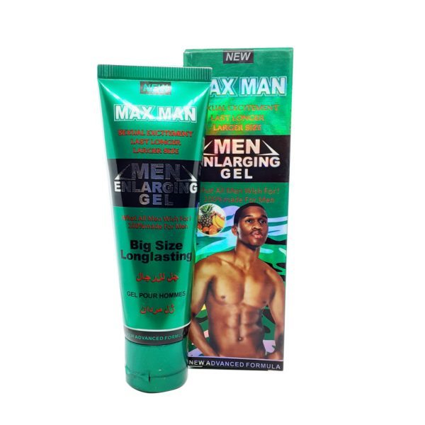 Max Man Men Enlarging Gel