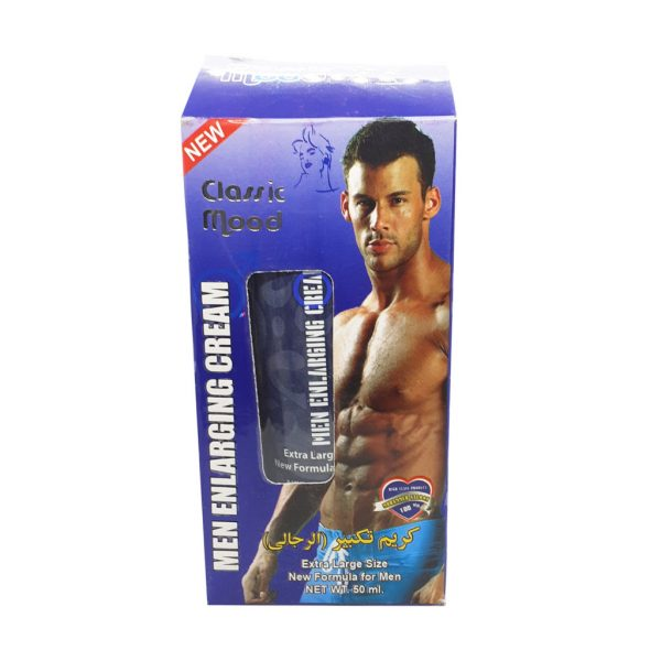 Men Enlargment Cream Classic Mood
