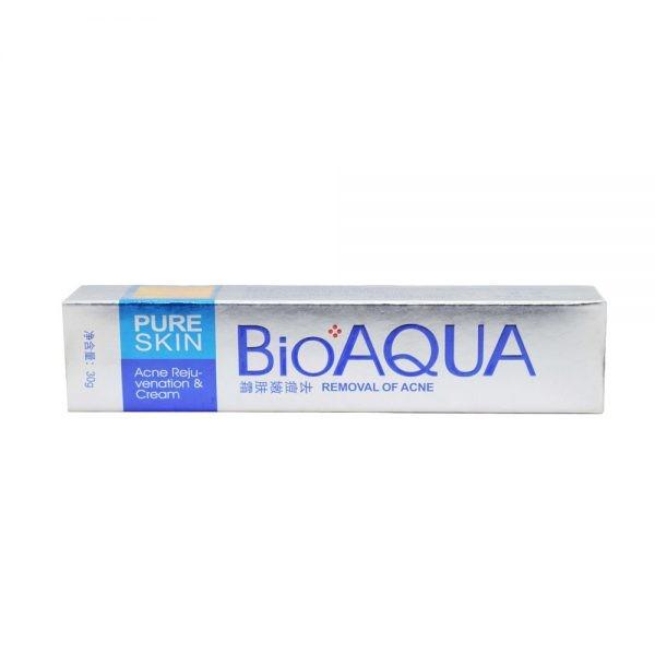 Bioaqua pure skin acne rejuvenation cream 30g