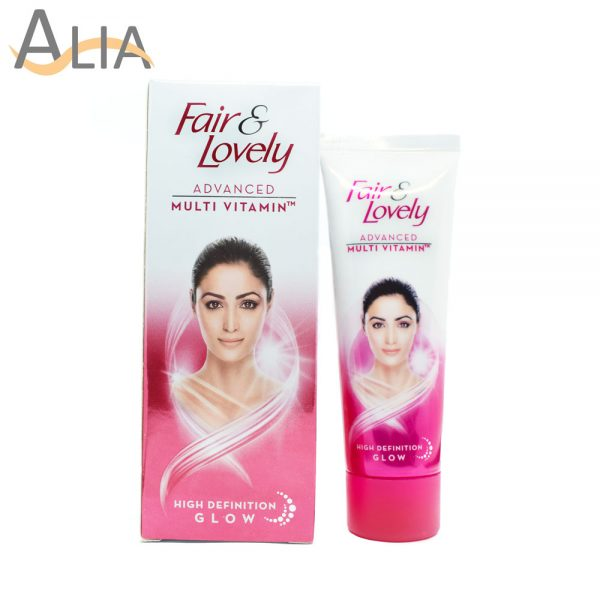 Fair & lovely advanced multi vitamin hd glow cream 4