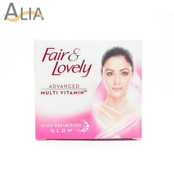 Fair & lovely advanced multi vitamin high definition glow cream (70ml)