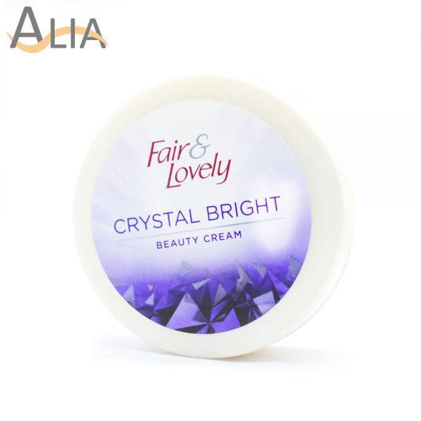 Fair & lovely crystal bright beauty cream (25g) 1