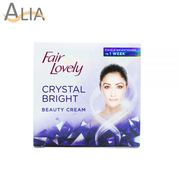 Fair & lovely crystal bright beauty cream (25g)