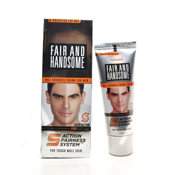Fair and handsome fairness cream for men 1