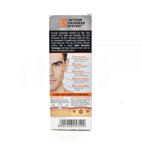 Fair and handsome fairness cream for men 2