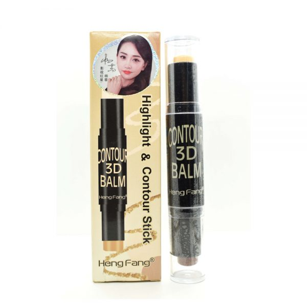 Hengfang highlight & contour stick double ended 2 in 1