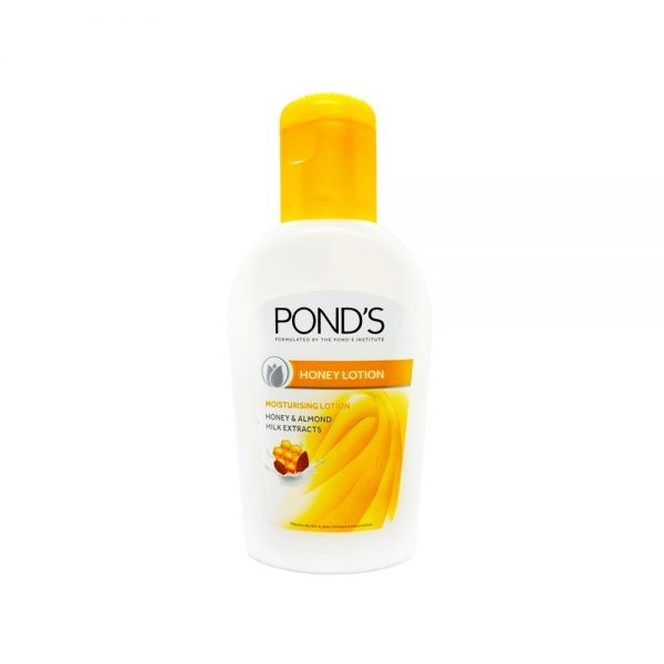 Pond's honey lotion moisturizing lotion
