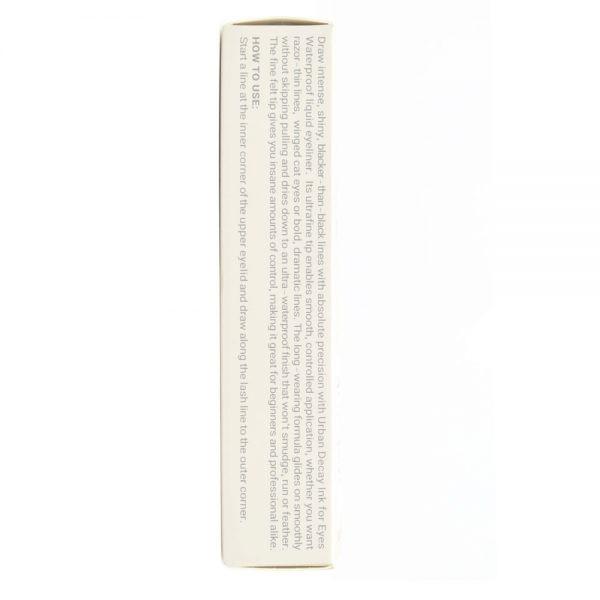 Urban decay naked 7 waterproof liquid eyeliner (8g) 2