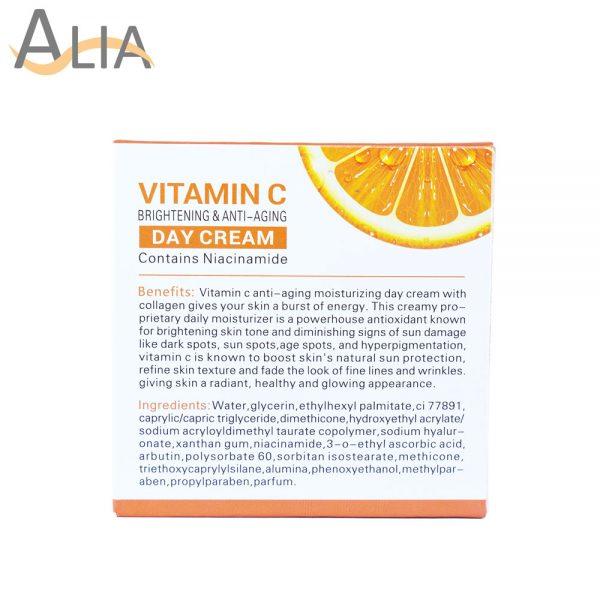 Dr. rashel vitamin c brightening & anti aging day cream (50g) 1