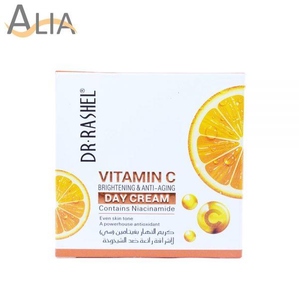 Dr. rashel vitamin c brightening & anti aging day cream (50g)