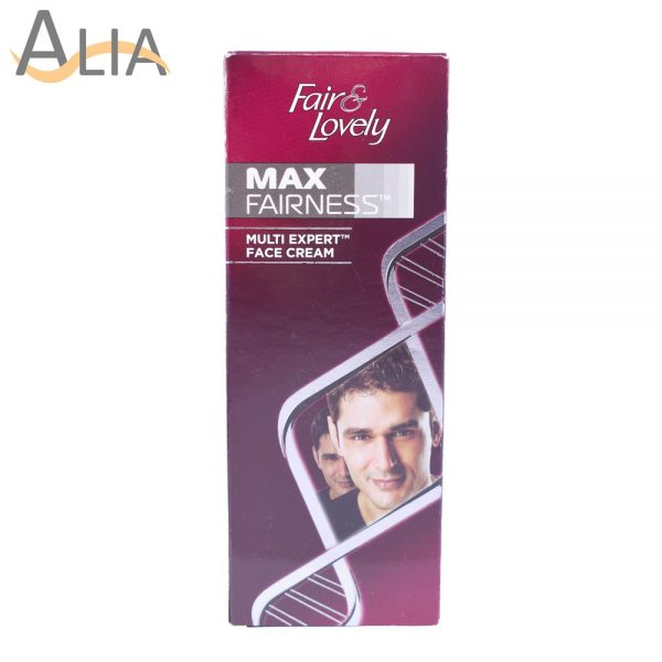 Fair & lovely max fairness multi expert face cream (50g)