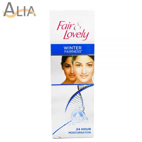 Fair & lovely winter fairness 24 hour moisturisation, 50g