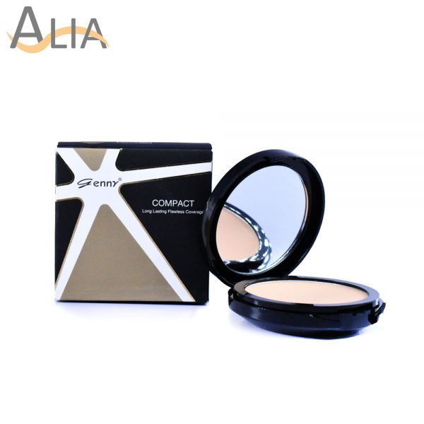Genny compact long lasting flawless coverage (ivory)