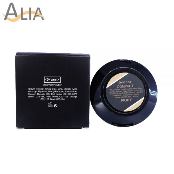 Genny compact long lasting flawless coverage (ivory).