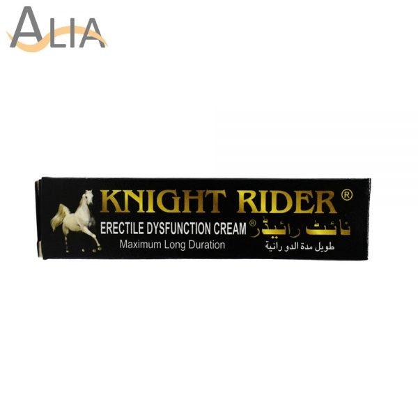 Knight rider erectile dysfunction cream maximum long duration