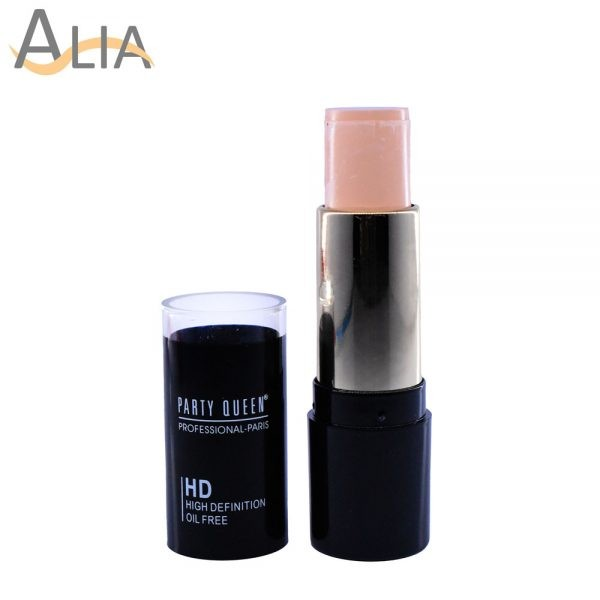 Party queen hd studio oil free foundation stick no. 02 natural (12.8 g) 1