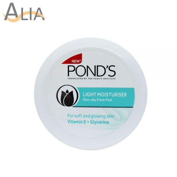 Pond's light moisturizer non oily fresh feel 74g