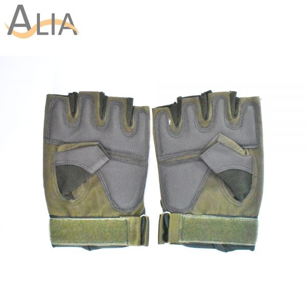 All purpose cycling hiking oakley gloves half fingers 1 pair,,