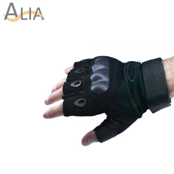 All purpose cycling hiking oakley gloves half fingers 1 pair