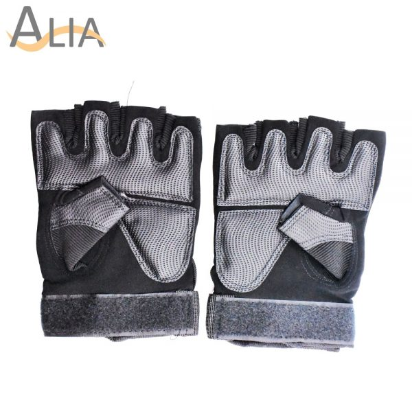 All purpose cycling hiking oakley gloves half fingers 1 pair..