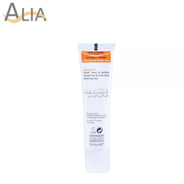 Garnier skinactive light complete vitamin c fairness cream with sun damage protection (25ml) 1