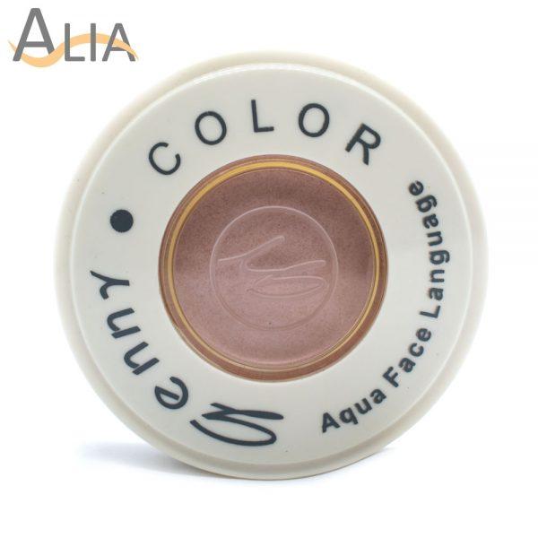 Genny aqua face language color 1 w