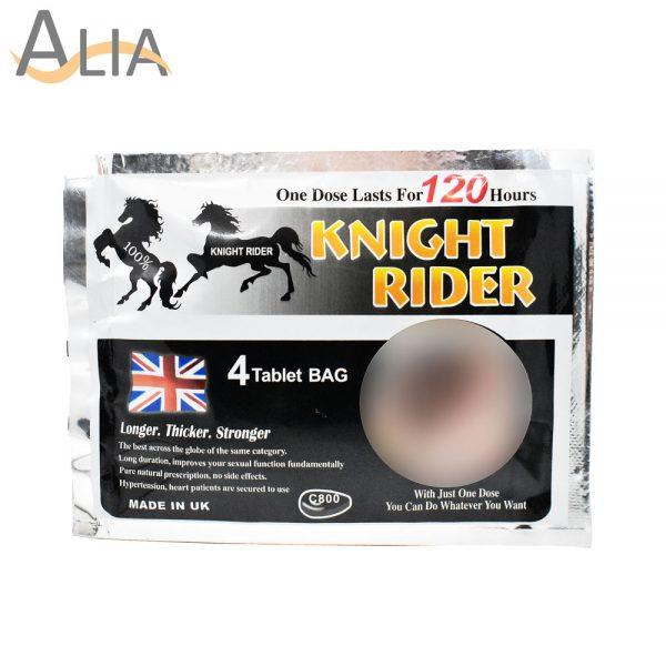 Knight rider longer, thicker, stronger 4 tablets