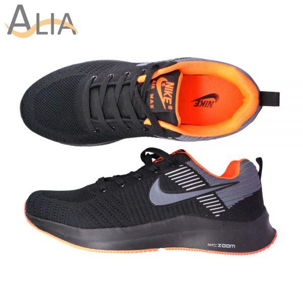 Nike zoom sport shoes .