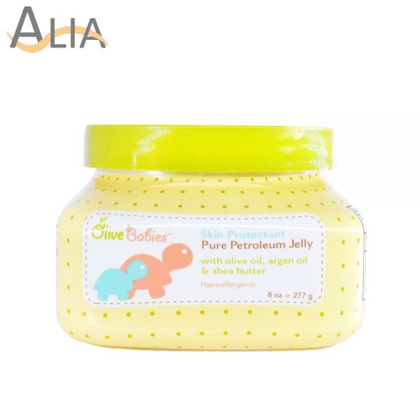 Olive babies skin protectant pure petroleum jelly (277g) 1