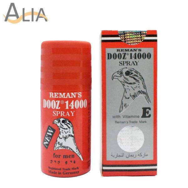 Reman's dooz 14000 delay spray for men