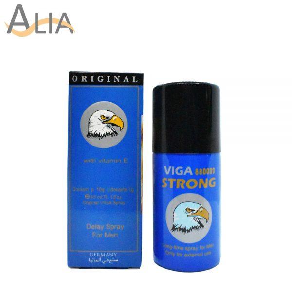 Viga 880000 strong long delay spray for men (45ml)