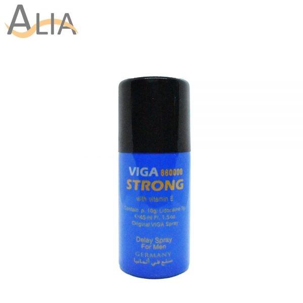 Viga 880000 strong long delay spray for men (45ml).