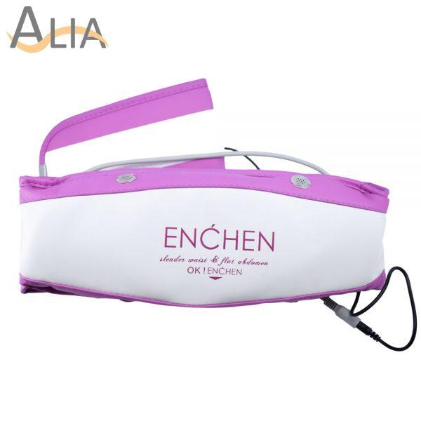 Angchen dianqi enchen vibration heating slimming massage belt..