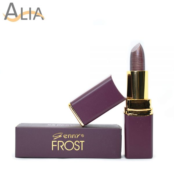 Genny frost lipstick shade no.386 (light brown)