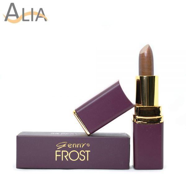 Genny frost lipstick shade no.391 (dark golden)