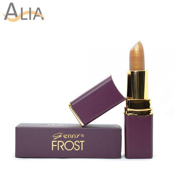 Genny frost lipstick shade no.93 (golden)