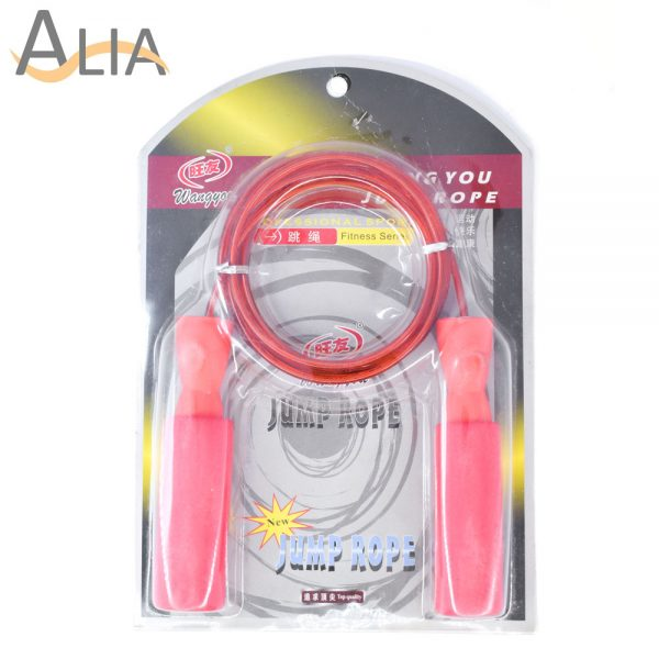 Jump rope fitness series professional sports...