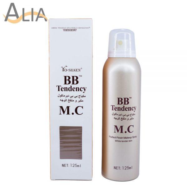 Yo.silken bb tendency m.c perfect finish makeup spray (125ml)