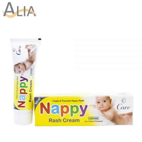 Care nappy rash cream
