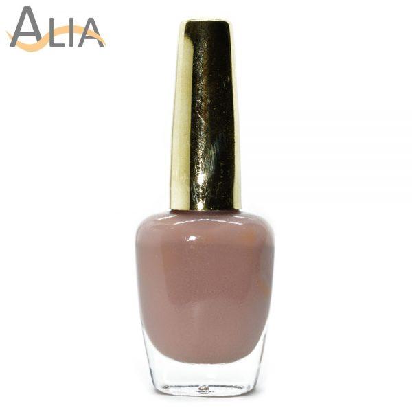 Genny nail polish (360) nude color.