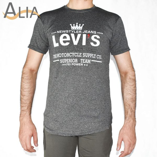 's t shirt with best quality color grey