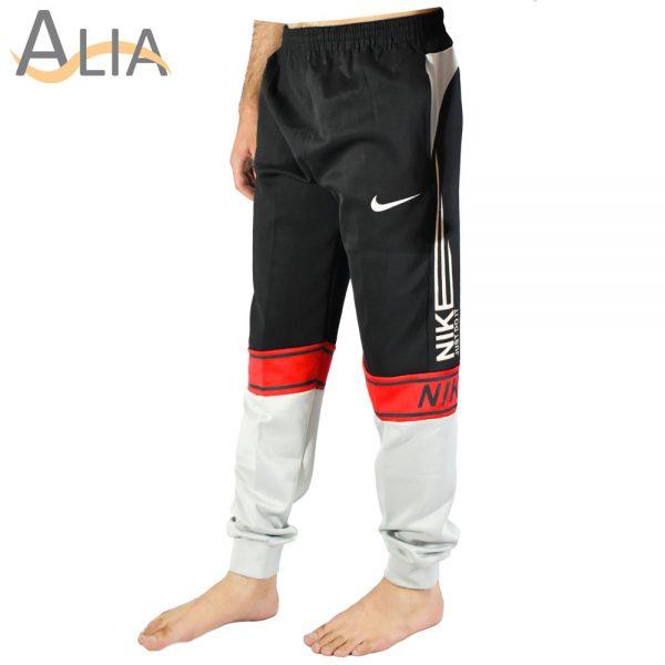 Nike joggers black & white color