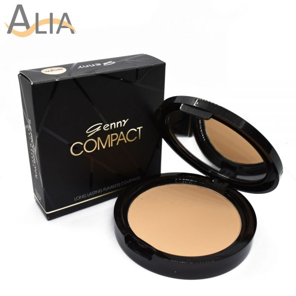 Genny compact powder shade be 02